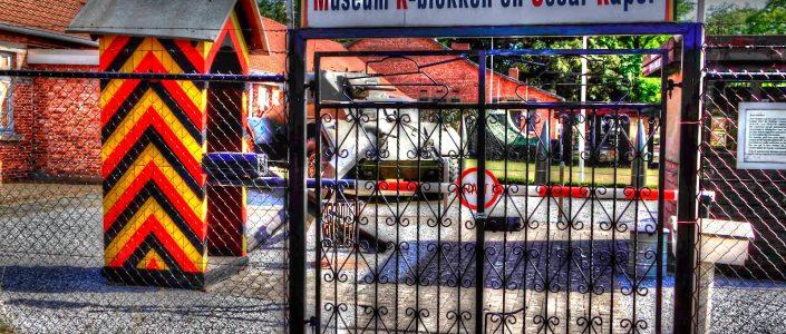 Museum K-blokken en de Oscarkapel (MKOK)