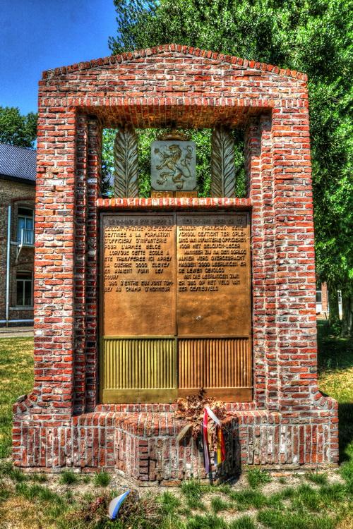 Gaillon monument