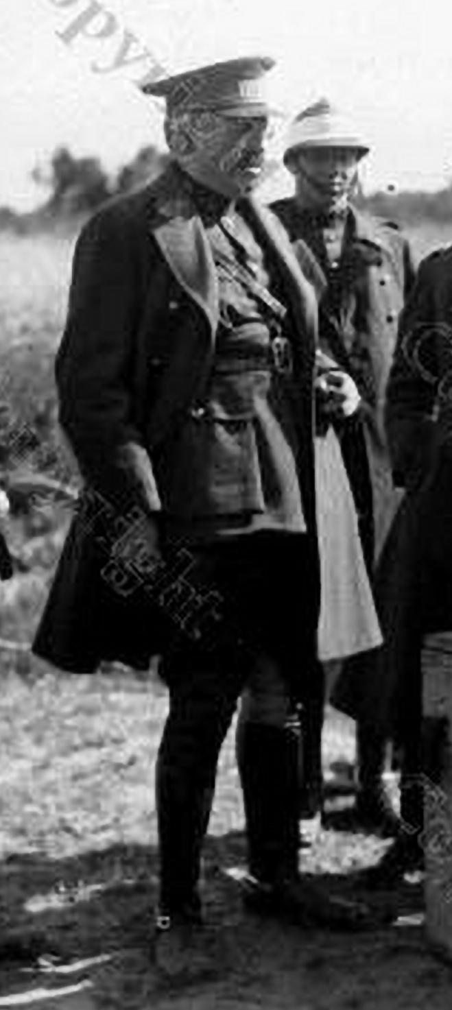 Generaal de Krahe