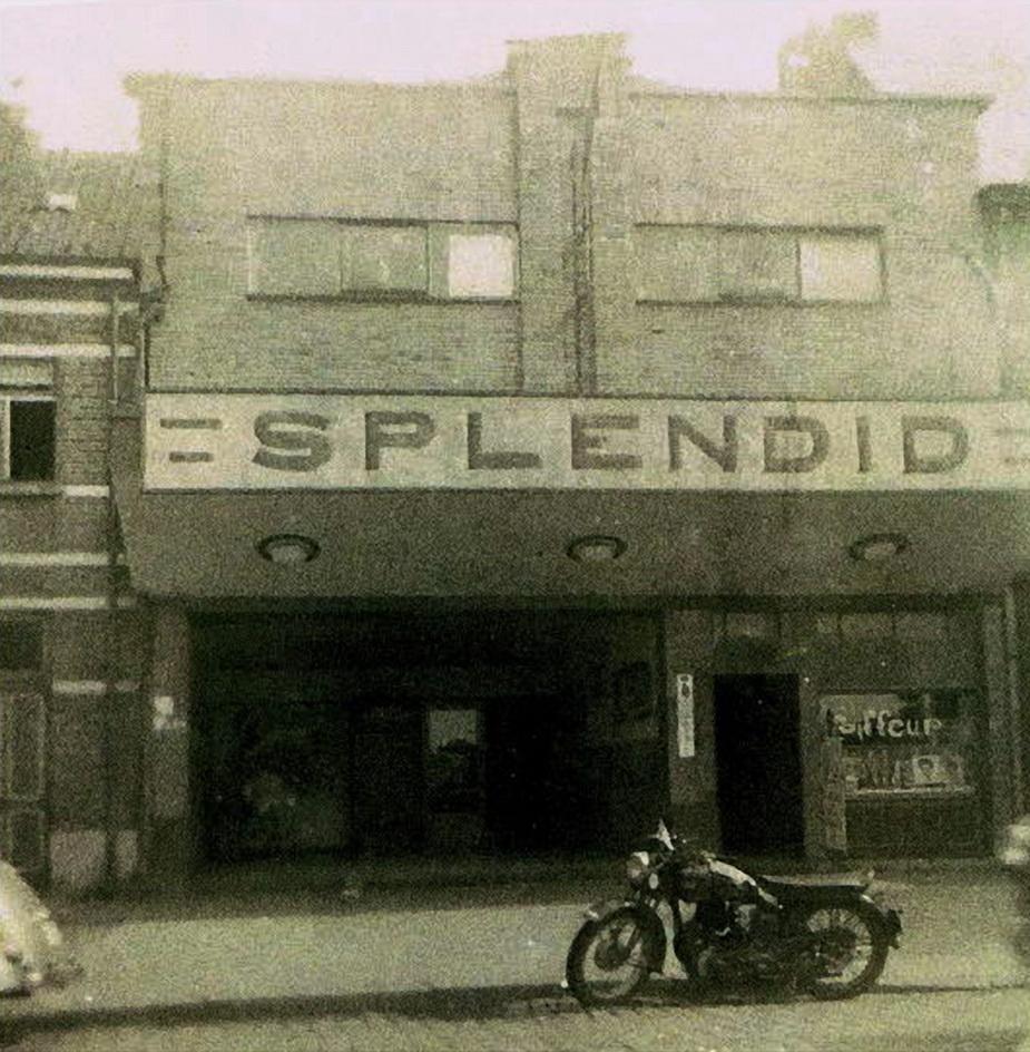 Leopoldsburg during WW II
