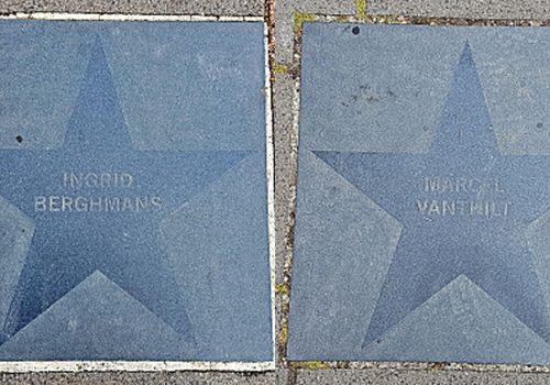 "Leopoldsburg has a ""Walk of Fame""?"