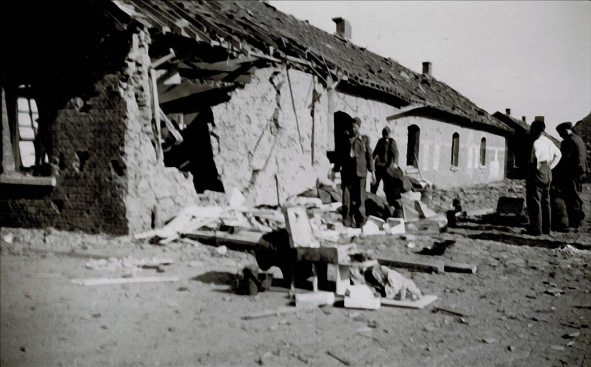 The May 28, 1944 bombing of Leopoldsburg