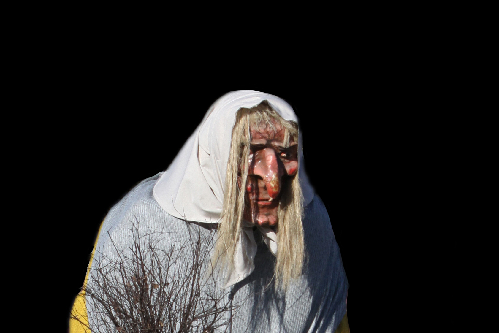 The witch of Konterket